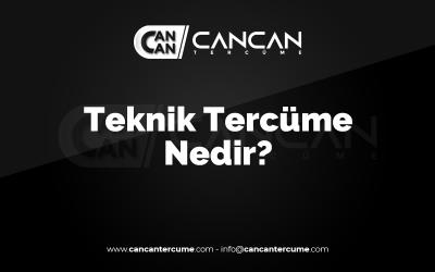teknik_tercume_nedir