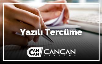 yazili_tercume