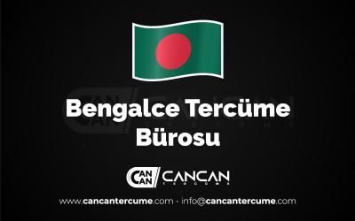 Bengalce Tercüme Bürosu