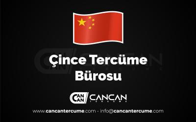 Çince Tercüme Bürosu