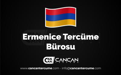 Ermenice Tercüme Bürosu