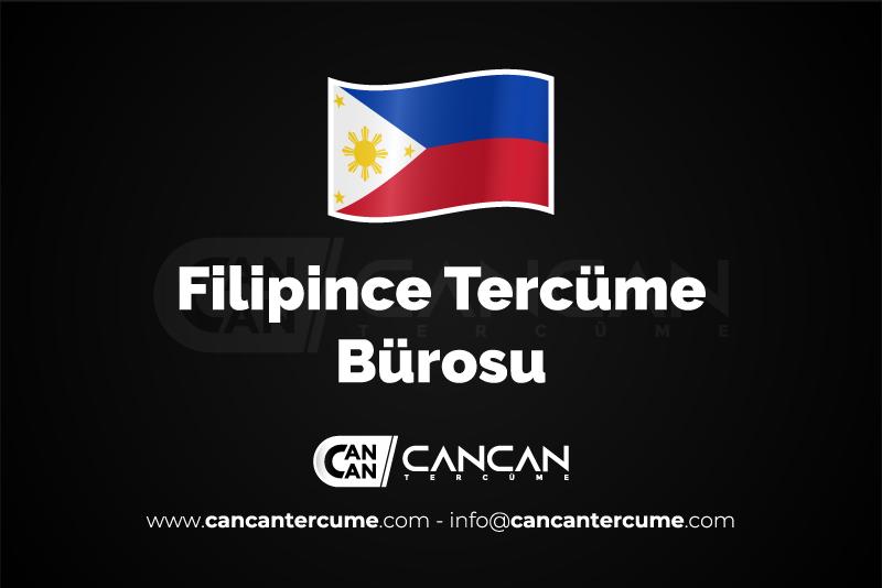 Filipince Tercüme Bürosu