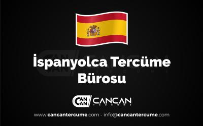 İspanyolca Tercüme Bürosu