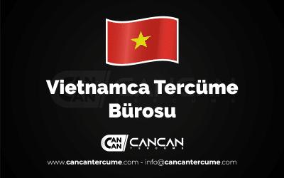 Vietnamca Tercüme Bürosu